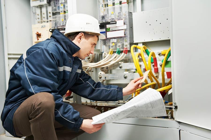 Проектирование и монтаж электрических сетей